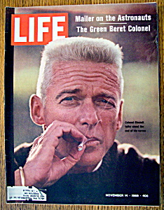 Life Magazine-november 14, 1969-colonel Rheault