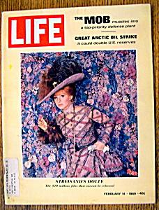 Life Magazine-February 14, 1969-Streisand's Dolly (Image1)