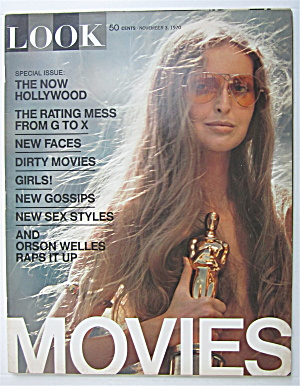 Look Magazine-november 3, 1970-movies