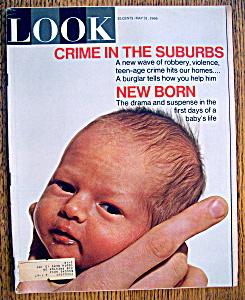Look Magazine-May 31, 1966-New Born (Image1)