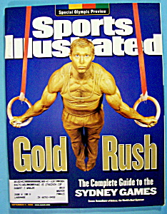 Sports Illustrated Magazine-September 11, 2000-Olympic (Image1)