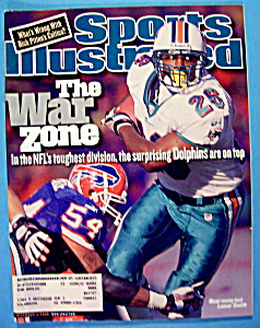 Sports Illustrated Magazine-December 11, 2000-War Zone (Image1)