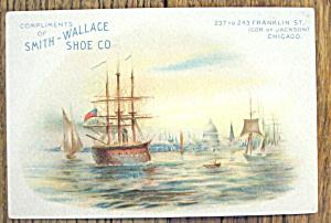 Smith-Wallace Shoe Co Trade Card (Image1)