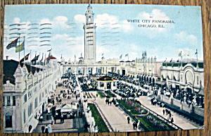 White City Panorama, Chicago, ILL Postcard (Image1)