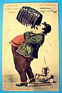 Milwaukee 1909 Home Coming Week Postcard (Image1)
