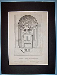 Eglise De St Georges Au Velabre, A Rome (Image1)