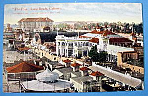 Postcard Of The Pike, Long Beach, California (Image1)