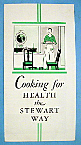 1933 Century Of Progress, Stewart Ware Brochure