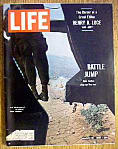 Life Magazine-March 10, 1967-Battle Jump (Image1)