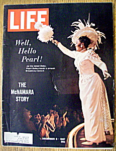 Life Magazine - December 8, 1967  - Pearl Bailey (Image1)