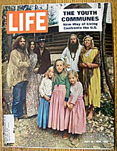 Life Magazine - July 18, 1969  - Youth Communes (Image1)