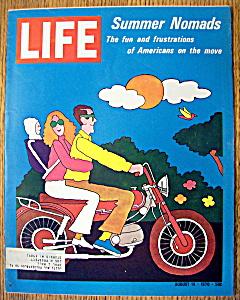 Life Magazine - August 14, 1970  - Summer Nomads (Image1)
