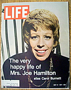Life Magazine - May 14, 1971 - Carol Burnett