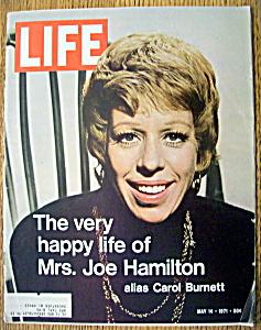 Life Magazine - May 14, 1971  - Carol Burnett (Image1)