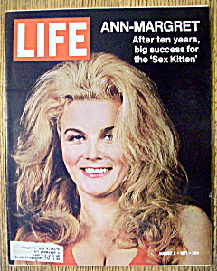 Life Magazine - August 6, 1971 - Ann Margret