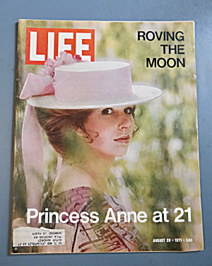 Life Magazine - August 20, 1971 - Princess Anne