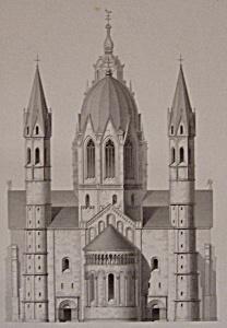 Cathedrale De Mayence (Image1)