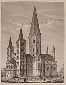 Cathedrale De Bonn (Image1)