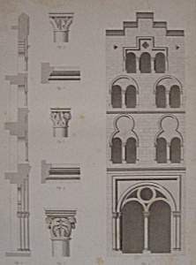 Maison, A Cologne  (1852 Lithograph) (Image1)