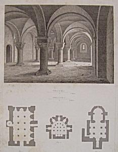 Cryptes A Lastingham, A Oxford Et A Issoire (Image1)