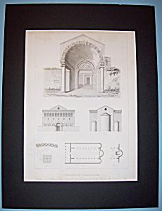 Basilique De St Saba, A. Rome (Image1)