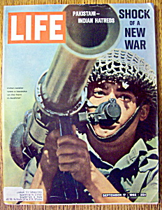 Life Magazine-September 17, 1965-Shock Of A New War (Image1)