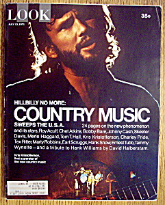 Look Magazine-July 13, 1971-Country Music (Image1)