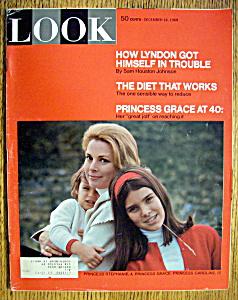 Look Magazine-December 16, 1969-Princess Grace (Image1)