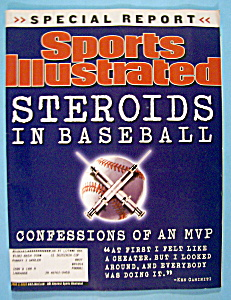 Sports Illustrated Magazine-June 3, 2002-Steroids (Image1)