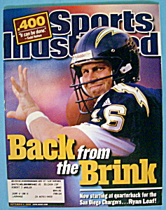 Sports Illustrated Magazine-September 4, 2000-Ryan Leaf (Image1)
