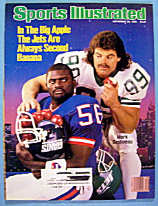 Sports Illustrated Magazine-Sept 29, 1986-M. Gastineau (Image1)