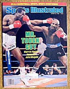 Sports Illustrated Magazine-March 24, 1986-M. Hagler (Image1)