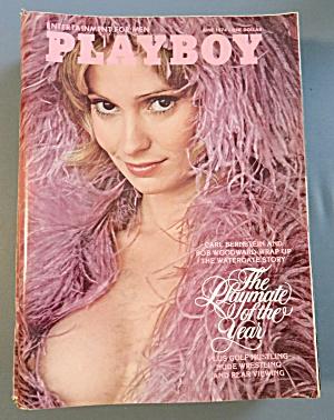 Playboy Magazine-June 1974-Sandy Johnson (Image1)