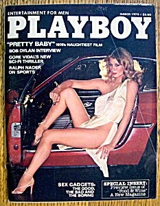 Playboy Magazine-March 1978-Christina Smith (Image1)