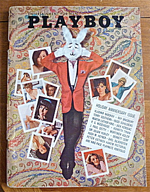 Playboy Magazine-January 1965-Sally Duberson (Image1)