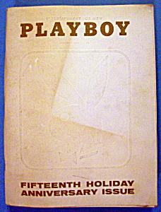 Playboy Magazine-January 1969-Leslie Bianchini (Image1)