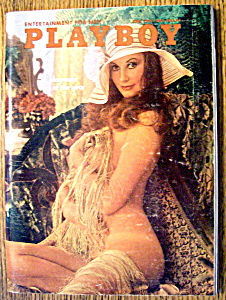 Playboy Magazine-june 1973-ruthy Ross
