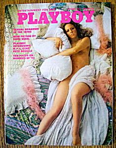 Playboy Magazine-October 1973-Valerie Lane (Image1)