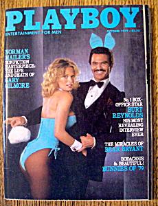 Playboy Magazine-October 1979-Ursula Buchfellner (Image1)