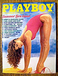 Playboy Magazine-July 1980-Teri Peterson (Image1)