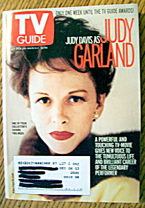 Tv Guide-february 24-march 2, 2001-judy Davis