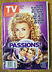 Tv Guide-july 7-13, 2001-juliet Mills