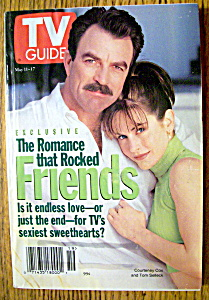 Tv Guide-may 11-17, 1996-courteney Cox/tom Selleck