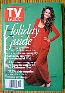 Tv Guide-november 30-december 6, 1996-roma Downey