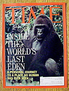 Time Magazine-july 13, 1992-last Eden