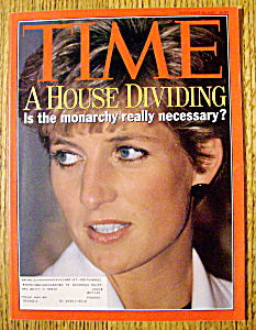 Time Magazine-November 30, 1992-Princess Diana (Image1)