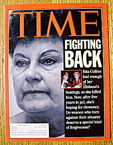 Time Magazine-January 18, 1993-Rita Collins (Image1)