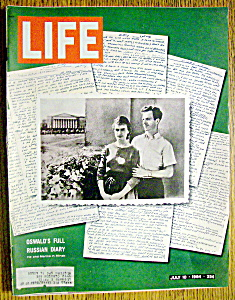 Life Magazine-july 10, 1964-oswald's Full Russian Diary