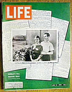 Life Magazine-July 10, 1964-Oswald's Full Russian Diary (Image1)