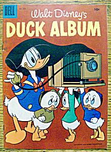 Walt Disney's Duck Album Comic #840 - 1957 (Image1)